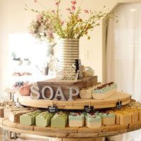 hand made soap, goat milk, gifts