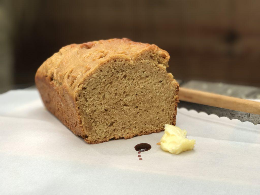 Whole wheat bread, baking bread