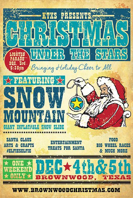 Christmas festival in Brownwood