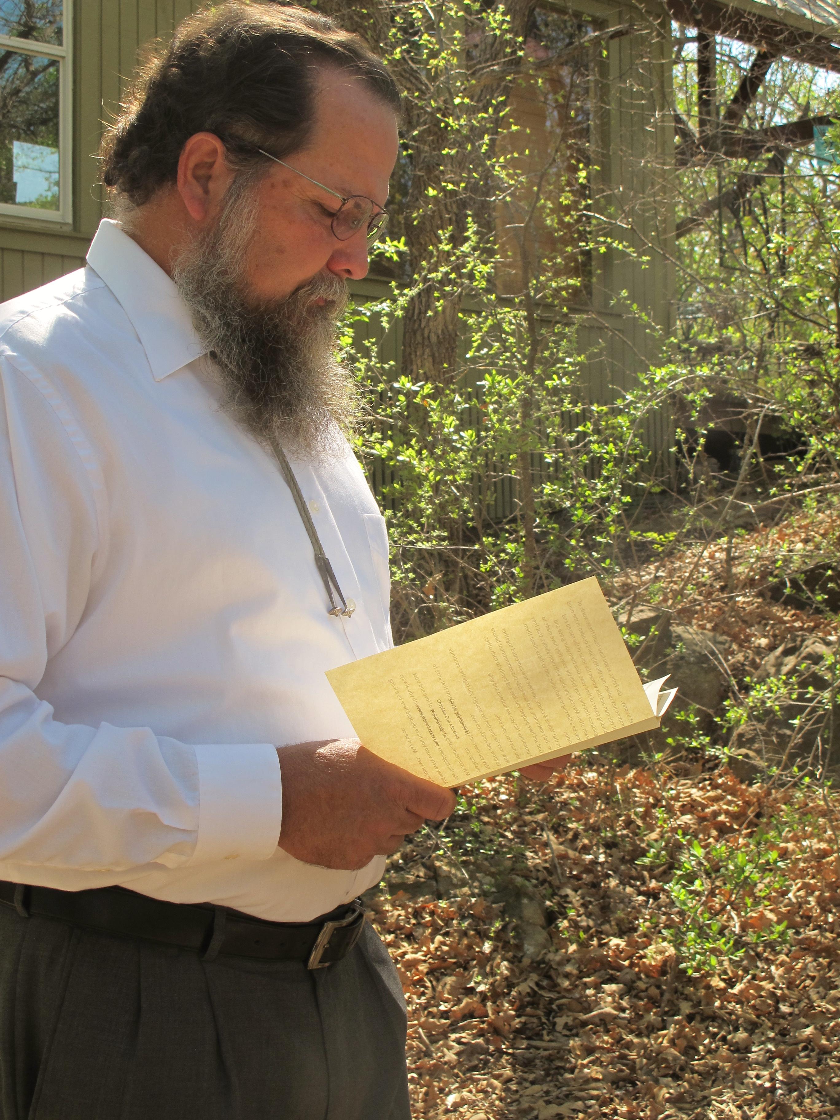 chaplain, Texas elopement ceremonies