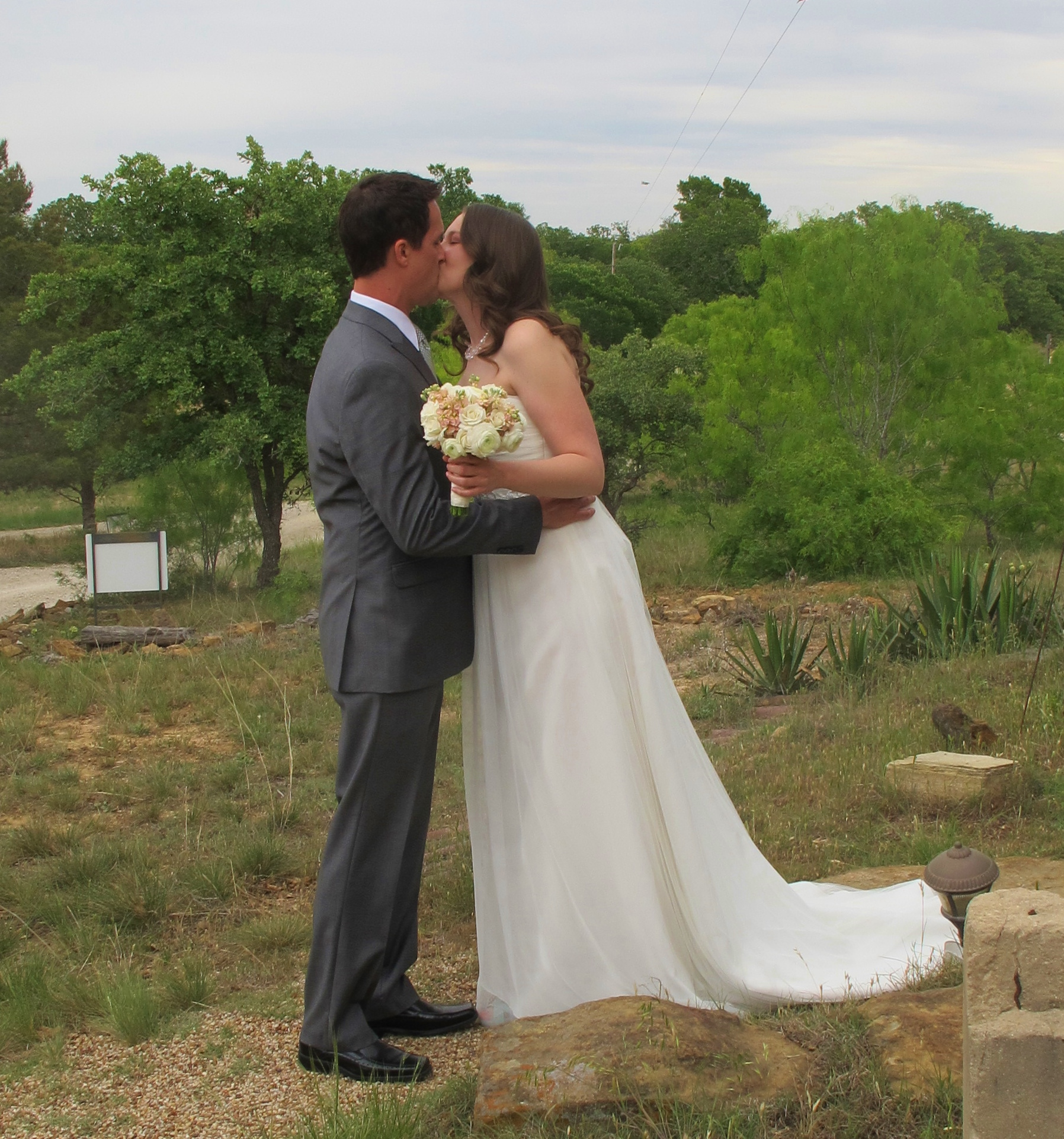 first look, elope, wedding photos