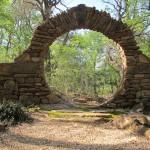 rock moon gate, elopement destination